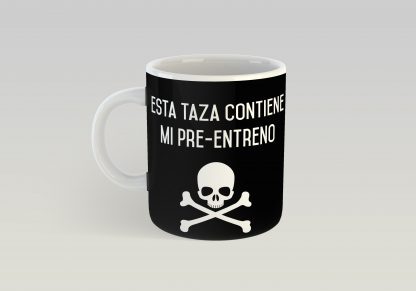 Taza Soy Powerlifter