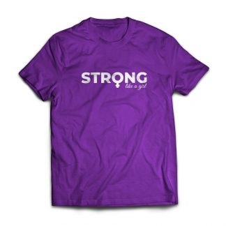Camiseta Strong like a Girl